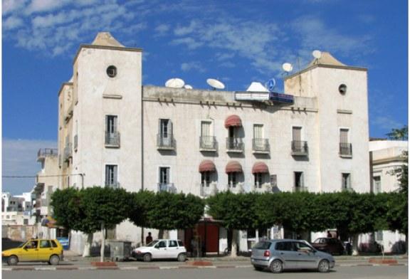 Historique immeuble Mattéi