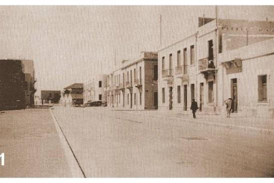 Historique rue de l'Ouzara à Sfax