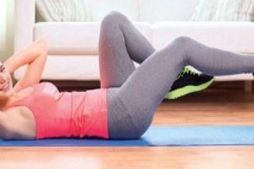 7 تمارين قبل النوم مفيدة لجسمك