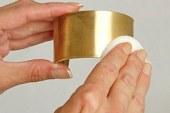 طريقة الحفاظ على لمعان الذهب