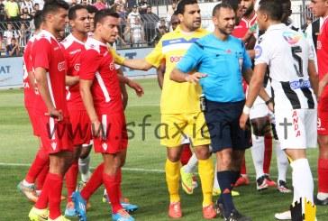وسيم بن صالح حكم مباراة الكلاسيكو ??